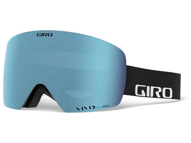 Giro Contour Lunettes De Protection, black wordmark/vivid royal/vivid infrared